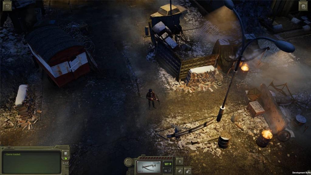 核爆炸RPG:托尔多格勒/ATOMRPGTrudograd