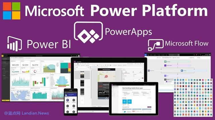 安全公司发现微软旗下的PowerApps平台泄露了3800万个用户数据