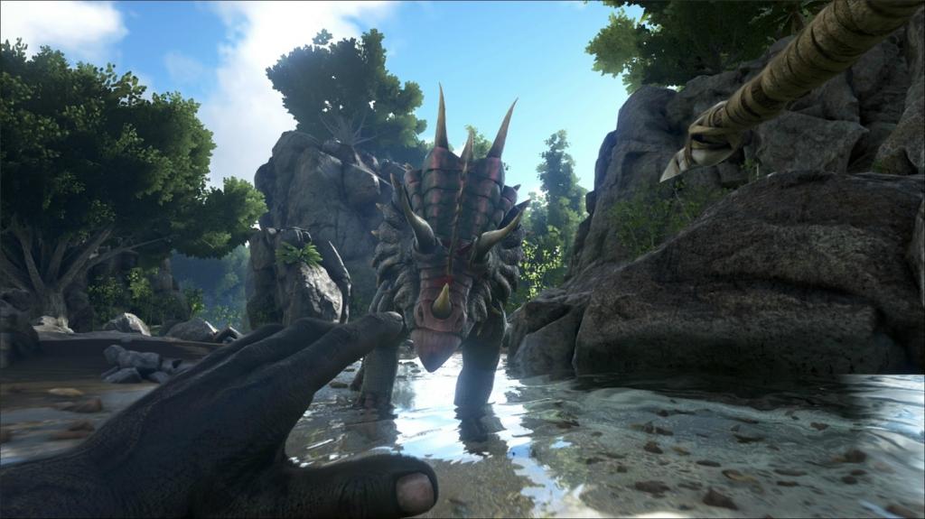 方舟:生存进化/ARK:SurvivalEvolved