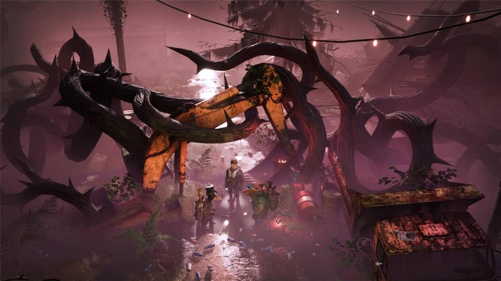 突变元年:伊甸园之路/MutantYearZero:RoadtoEden